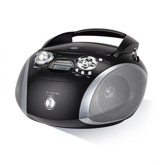 Grundig RCD 1445 USB Portable Stereo (CD Player, MP3,)