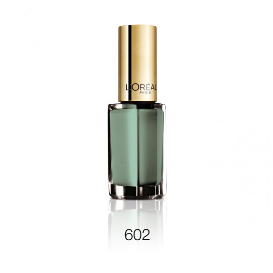 L'Oreal Paris Color Riche Le Vernis Nail Polish 602 Perle De Jade