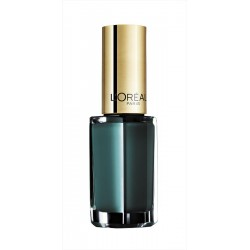 Laca de uñas L'Oréal color Riche Le Vernis - 613 Blue Reef (5ml)