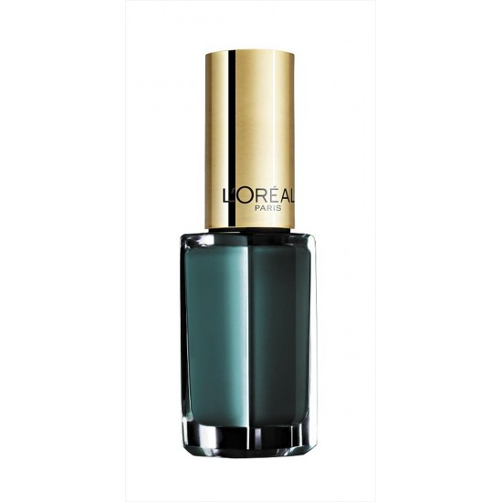 Nail Polish Color Riche Le Vernis 613 Blue Reef L'Oreal Paris