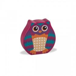 Oops Funny Figure Owl