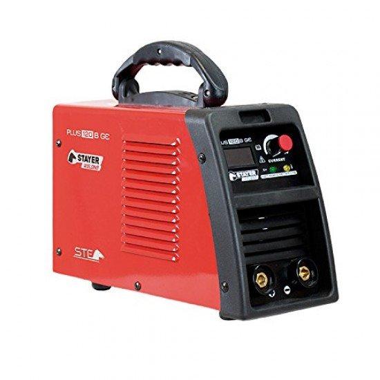Stayer Equipo de soldadura Inverter 1.1069 - PLUS 120 BGEK