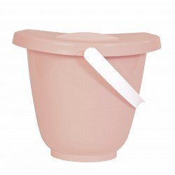 Luma Diaper Bucket Cloud Pink - LU16212