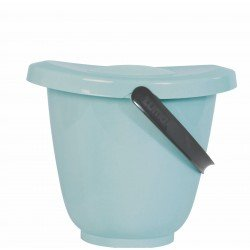 Luma Diaper Bucket Silt Green - LU16213
