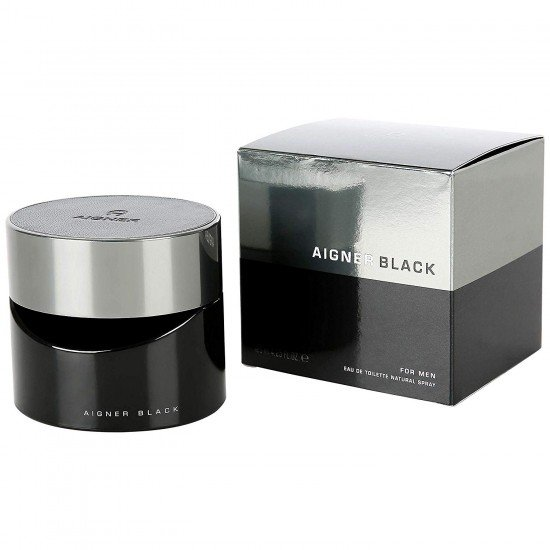Etienne Aigner Black For Men Eau De Toilette Spray 125ml
