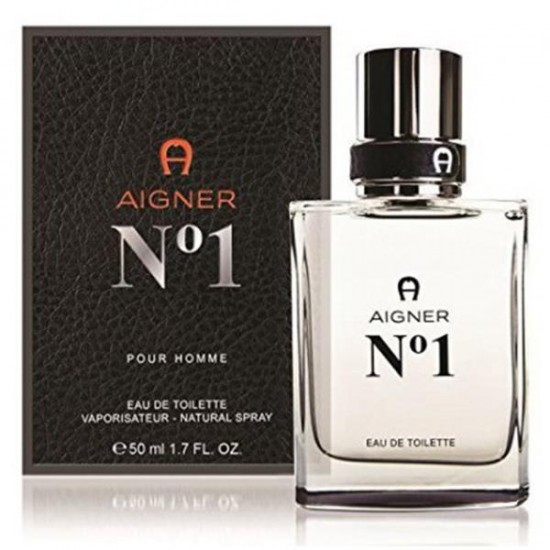 Aigner No 1 Eau De Toilette 50 ml