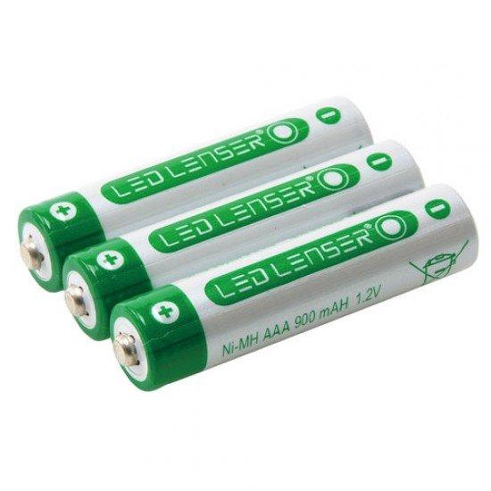 Led Lenser Battery 3 X AAA Ni-HM for H6, H6R