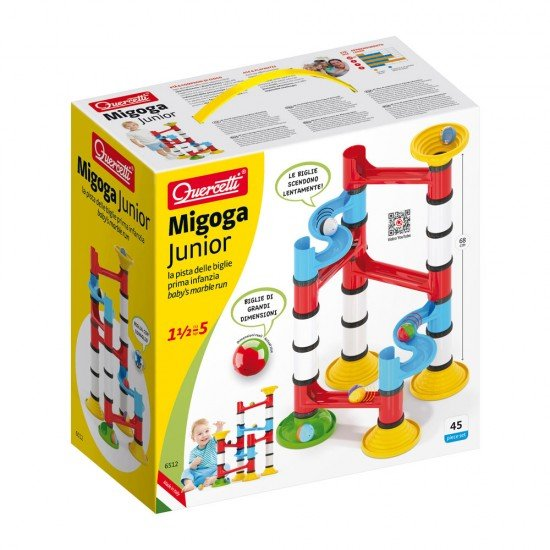 Quercetti Migoga Junior Game 45 pieces