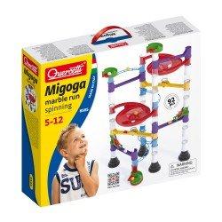 Quercetti Jogo Migoga Spinning 92 peças