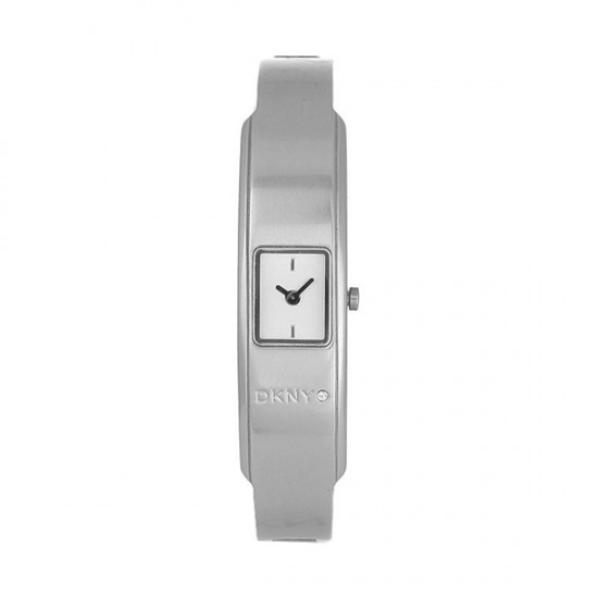 DKNY NY3883 - Watch with Steel Strap for Women, Silver/Grey