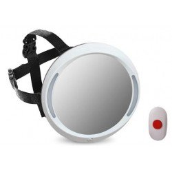 Apramo ACM mirror with light and remote