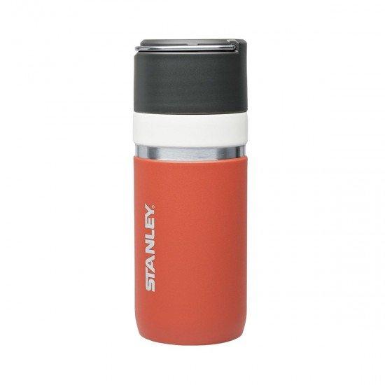 Stanley Bottle Thermo Ceramivac 0.47L Salmon