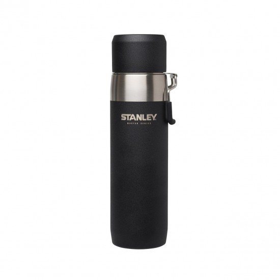 Stanley Water bottle Termo Master 0,65L Black
