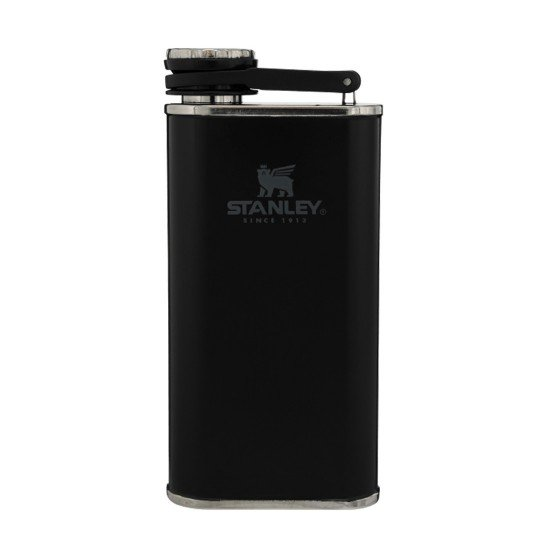 Stanley Classic Easy Fill Wide Mouth Flask 0,23L Black