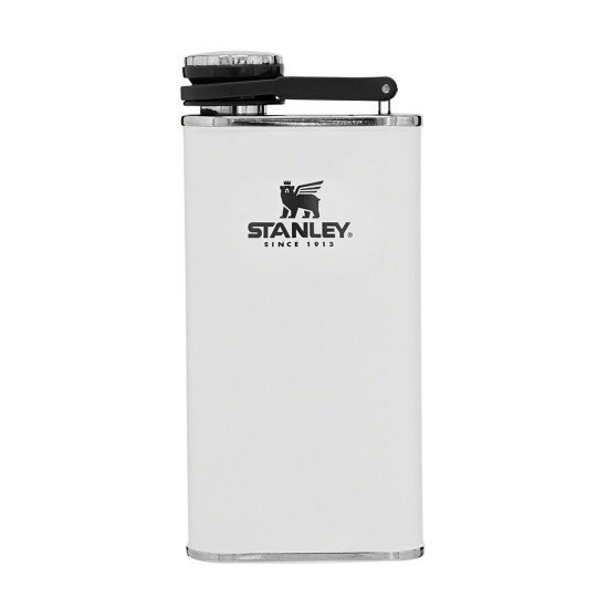 Stanley Classic Easy Fill Wide Mouth Flask 0,23L Polar White