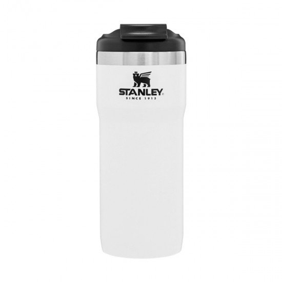 Stanley food Thermo for travel with vacuum closure 0.47L Polar White