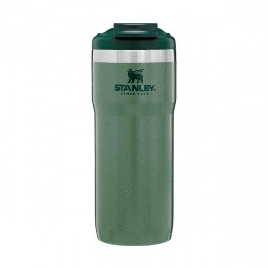 Stanley food Thermo for travel with vacuum closure 0.47L Green Hammertone