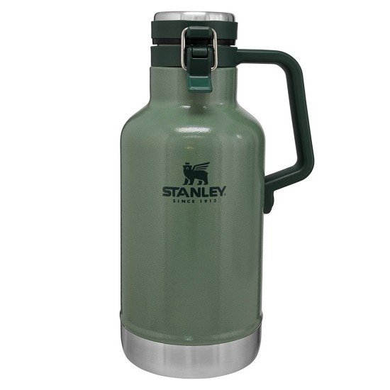 Stanley Thermo Beer Bottle Classic 1,9L Hammertone Green
