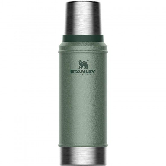 Stanley Bottle Thermo Classic 0,75L Green Hammertone