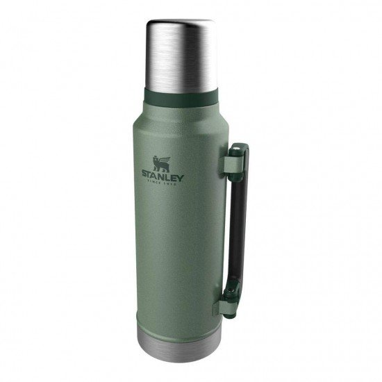 Stanley Bottle Thermo Classic 1,4L Green Hammertone