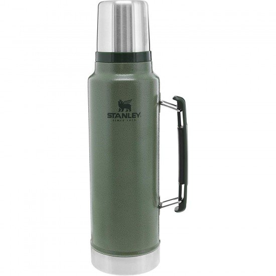 Stanley Bottle Thermo Classic 1L Green Hammertone