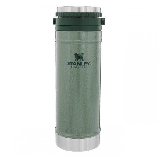 Stanley Thermo for coffee Frances Classic 0.47L Hammertone Green