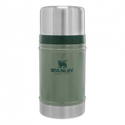 Stanley Thermos for solids and food Classic 0,7L Green Hammertone