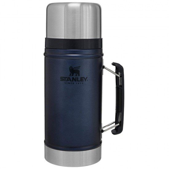 Stanley Thermos for solids and food Classic 0,94L Metallic Blue