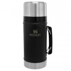 Stanley Thermos for solids and food Classic 0,94L Matte Black