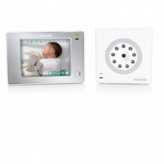 Miniland Baby Monitor Digital Touch 3,5""