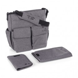 Changer Bag Mama Bag grey