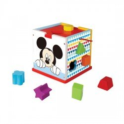 Disney Wooden Shape Sorter