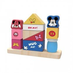 Disney Wooden Blocks 12 pieces
