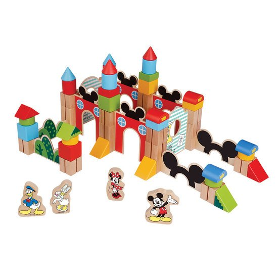 Disney Wooden Blocks 60 pieces